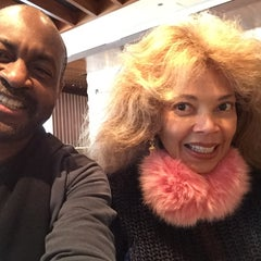 Photo taken at Fred's at Barneys New York by Lewis W. on 1/2/2015
