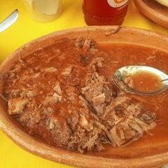 Photo taken at Birriería Martinez by Berita B. on 11/25/2012