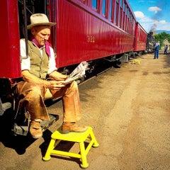 Photo taken at Durango & Silverton Narrow Gauge Railroad Co. by Will R. on 8/15/2015