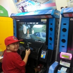 Photo taken at Timezone by Rouselle V. on 2/9/2013