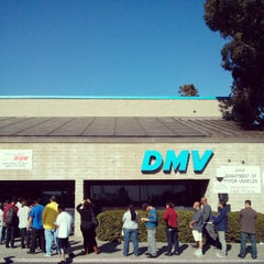 Photo taken at Department of Motor Vehicles by Frank L. on 2/25/2013