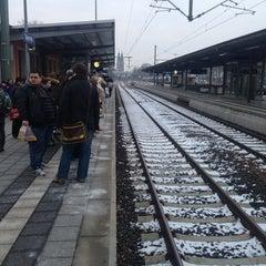 Photo taken at Speyer Hauptbahnhof by Carsten L. on 3/14/2013