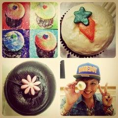 Photo taken at Georgetown Cupcake by April Joy C. on 9/19/2012