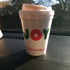 Photo taken at Dunkin' Donuts by Sherwood on 12/23/2012