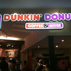 Photo taken at Dunkin' Donuts by Daniela on 12/9/2012