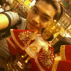 Photo taken at Sto. Niño Museum by Claire N. on 1/15/2013