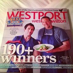 Photo taken at The Westport Inn by Annie J. on 7/2/2013