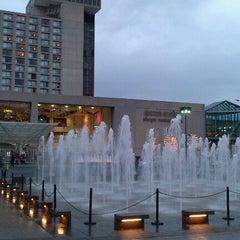 Photo taken at Crown Center by Joshua G. on 12/14/2012