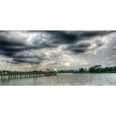 Photo taken at Lower Seletar Reservoir by Moses A. on 5/24/2015