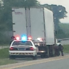 Photo taken at Interstate 81 by Della S. on 6/18/2013