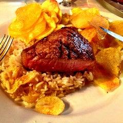 Photo taken at Restaurante Vera e Pedro by Bruno M. A. on 3/29/2013