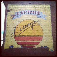 Photo taken at Larimer Lounge by Marc H. on 6/23/2013
