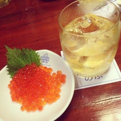 Photo taken at Nobu (โนบุ) by Chitʅ(´◔౪◔)スパチャイチット。 on 7/20/2015