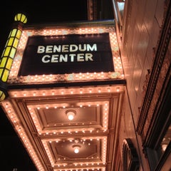 Photo taken at Benedum Center for the Performing Arts by Su W. on 10/16/2012