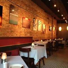 Photo taken at Café Zola by SuSu H. on 11/8/2012