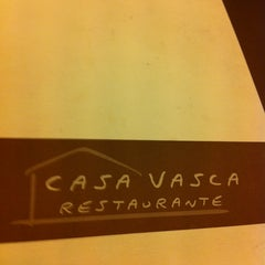 Photo taken at Casa Vasca by Maria on 12/22/2012
