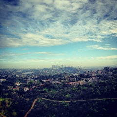 Photo taken at Griffith Park Trail by Sheena Y. on 3/4/2013