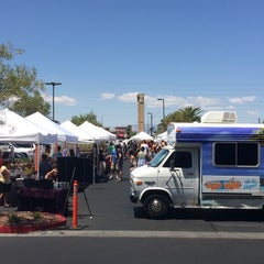 Photo taken at Fresh52 Farmers Market by ron m. on 5/25/2014