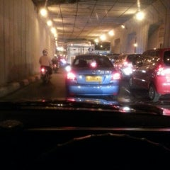 Photo taken at Underpass Senen (Terowongan) by Kevin A. on 11/14/2012