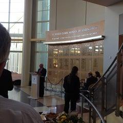 Photo taken at Kim Engineering Building by Karen on 10/11/2012