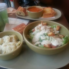 Photo taken at Panera Bread by Flossie on 6/27/2013