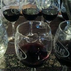 Photo taken at The WineSellar & Brasserie by Deanne K. on 9/27/2012