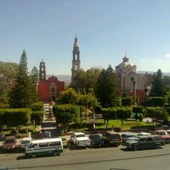 Photo taken at Huichapan, Pueblo Mágico. by Rodrigo V. on 1/14/2013