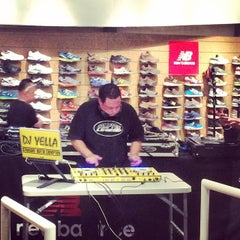 Photo taken at New Balance by Ben d. on 11/22/2014