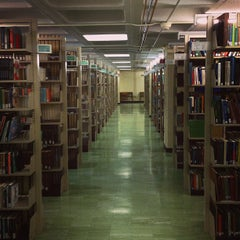 Photo taken at Herman B Wells Library by Sanjin W. on 2/11/2013