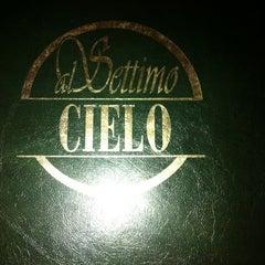Photo taken at Al Settimo Cielo by Cristian on 10/2/2012