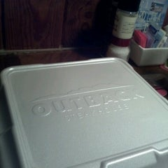 Photo taken at Outback Steakhouse by Johnnah C. on 11/3/2012