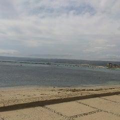 Photo taken at Playa Los Tubos by Maria Jose M. on 9/17/2012
