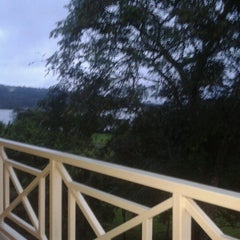 Photo taken at Gamboa Rainforest Resort by Ivy J. on 11/6/2012