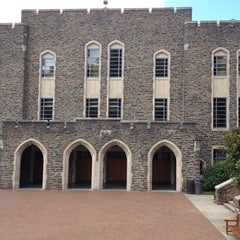 Photo taken at Cameron Indoor Stadium by Ron A. on 7/7/2013