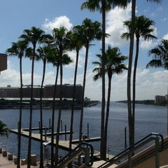 Photo taken at Tampa Convention Center by Margie R. on 9/15/2013