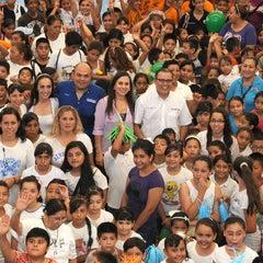 Foto tomada en Centro Deportivo Revolucion por Gobierno San Nicolás el 8/2/2013