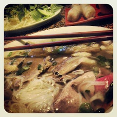 Photo taken at Pho Kim Long II by Daffodil F. on 10/17/2012