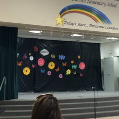 Photo taken at Marshall C. Darnell Elementary School by Gisele . on 6/3/2015