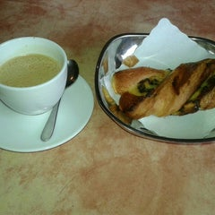Photo taken at Caffè Alex by L'Ale Flash M. on 1/7/2016