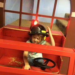 Photo taken at Fascinate-U Children's Museum by Jarrod on 3/22/2014