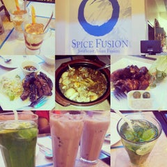 Photo taken at Spice Fusion by svetlana t. on 1/5/2013