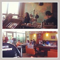 Photo taken at AU – Davenport Coffee Lounge by Lai on 3/21/2013