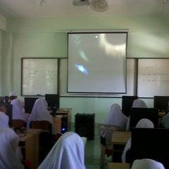 Photo taken at โรงเรียนตัสดีกียะห์ by Anis S. on 9/18/2012