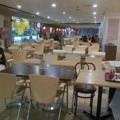 Photo taken at Food Court Pasaraya Grande by Haerawati A. on 11/17/2012
