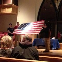 Photo taken at Mount Vernon Baptist Church by Jeremy on 12/18/2012