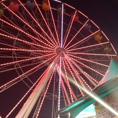 Photo taken at State Fair Meadowlands by Ben B. on 7/5/2014