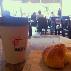 Photo taken at Kafka's Coffee & Tea by Eric Z. on 5/30/2013