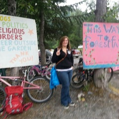 Photo taken at Girdwood Forest Fair by Kelly S. on 7/6/2013