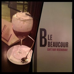 Photo taken at Le Beaucour by Adrian on 12/13/2013