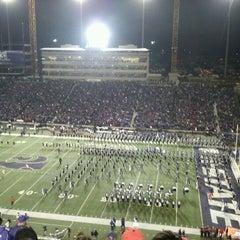 Photo taken at Bill Snyder Family Stadium by Alex H. on 11/4/2012